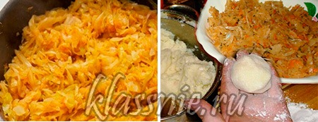 Капуста и картофель