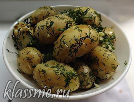 Картофель по еврейски