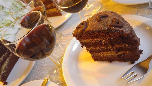Crazy Cake или Сумасшедший Пирог