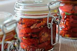 Вяленые томаты сыроедные