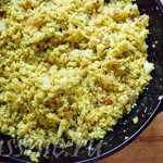 «Рис» из цветной капусты