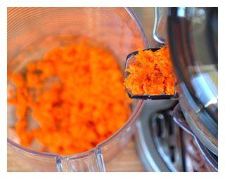 Рецепты из морковного жмыха