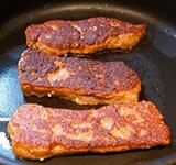 Стейк из мяса сейтана