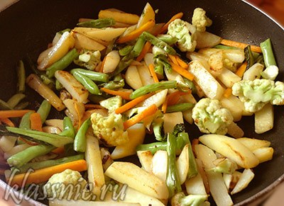 бекон рецепт приготовления на сковороде