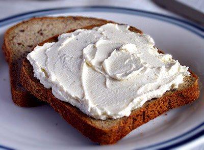 Сыр на хлеб