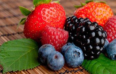 Как хранить ягоды и фрукты