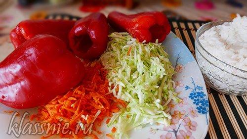 Овощи на терке