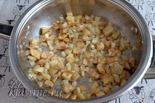 Баклажаны с паприкой и солью