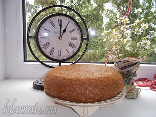 Цельнозерновой бездрожжевой хлеб в мультиварке