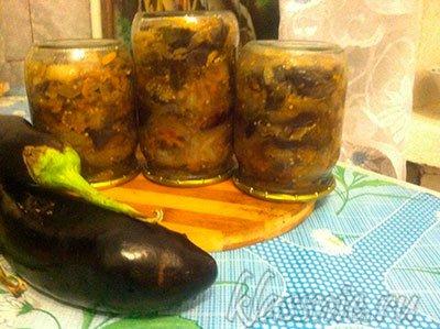 Баклажаны как грибы: консервация на зиму