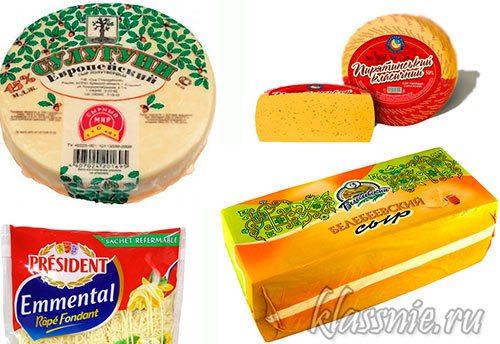 Сыр без сычужного фермента