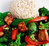 Рис с нутом