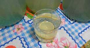 Березовый сок консервированный