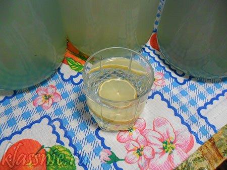 Как заготовить березовый сок на зиму с лимоном