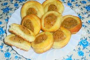 Пирожки с киви