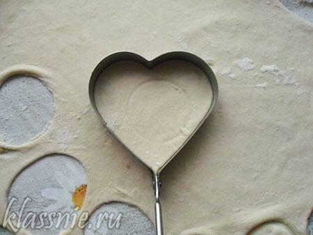Формочка сердце