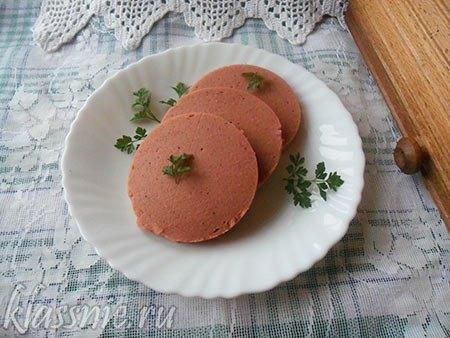 Вегетарианская колбаса