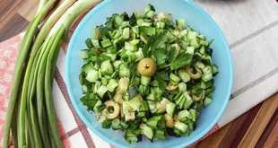 Салат с плавленным копченым сыром картинки