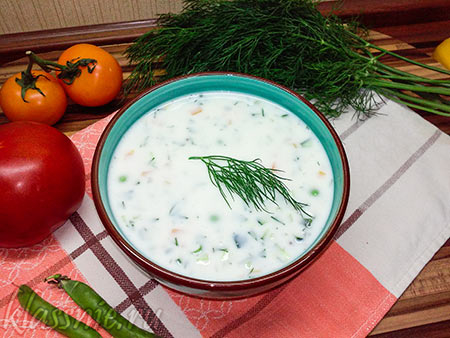 Холодный суп