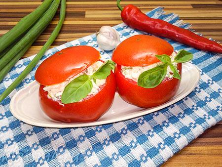 Закуска из томатов