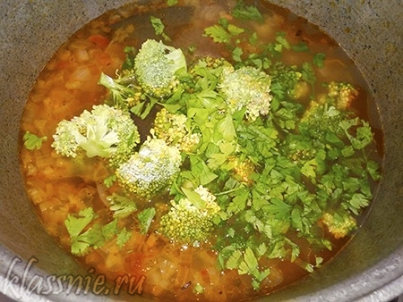 вкусный рецепт супа из фасоли и грибов