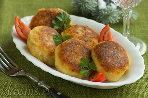 Котлеты из цветной капусты и адыгейского сыра — рецепт с фото