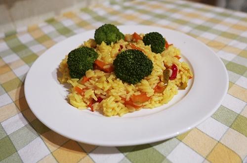 Гарнир с рисом