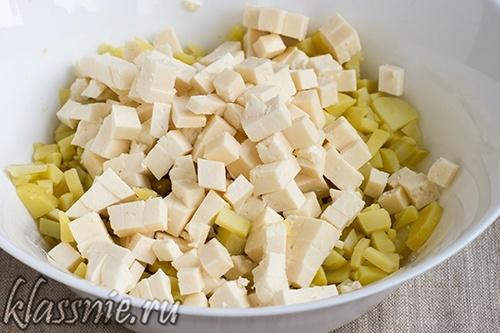 Сыр без сычуга
