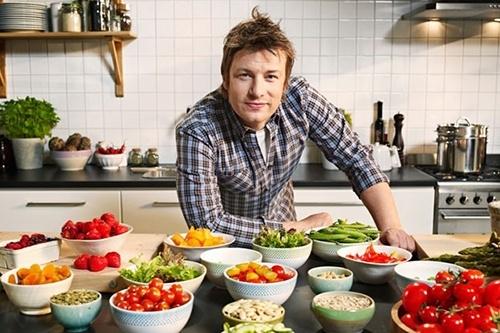 Рецепты британского повара Джейми Оливера