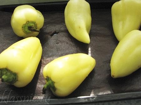 Сладкие перцы