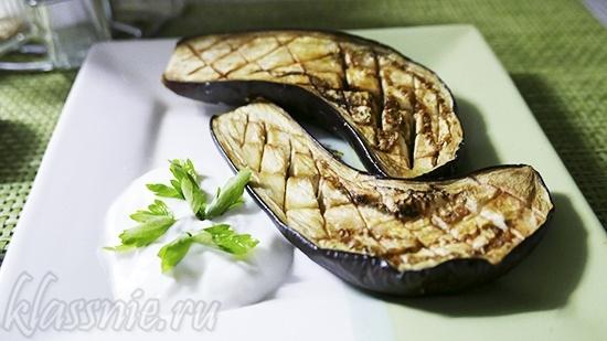 Баклажаны в духовке быстро и вкусно