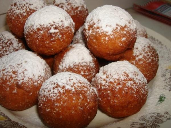 Как приготовить пончики