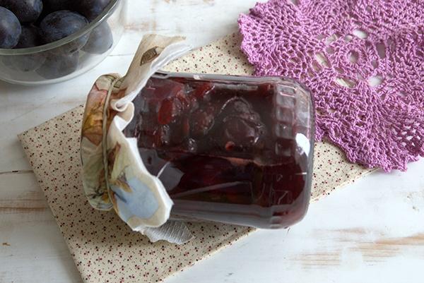 Варенье из сливы без косточек: простой рецепт на зиму для ленивых