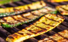 3-топ рецепта: как приготовить кабачки на костре