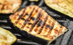 Баклажаны на гриле на мангале+ рецепты вкусного маринада