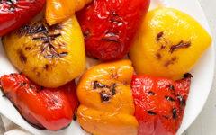 Как приготовить перец на мангале + 3 вкусных маринада для гриля