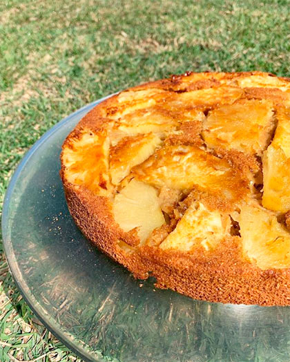 Безглютеновый пирог