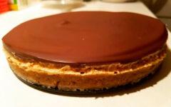 Торт без выпечки без печенья: полезный шоколадный торт (веган)